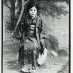 恋人と別れ、さまざまな職を転々としていた頃の林芙美子(新宿歴史博物館蔵)