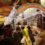 かわいらしいクリスマスグッズがずらりと並んだ「マルシェ・ド・ノエル」