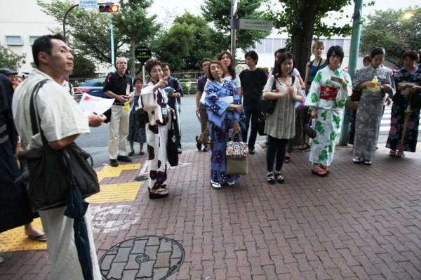 """【インタビュー】渋谷の街を歩いて散策 地元目線のスポット巡りで、街の記憶にアクセス 〜""""しぶやコンシェルジュ""""の活動〜 2"""
