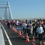 ランナー約5,500人が東京ゲートブリッジの上を駆け抜けた