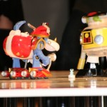 大人気「ヤッターマンシリーズ」のロボット同士が対戦