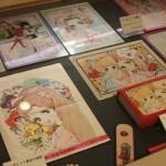 戦後は少女漫画家の描くイラストが人気を集めた。写真はわたなべまさこ