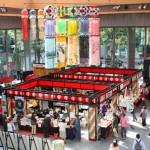 日本の伝統や祭りが感じられる「Welcome Japan Market」
