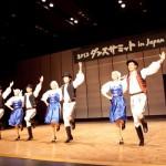 一般の部「外国のフォークダンス部門」グランプリ・「ミヤヴァの踊り」・ヴァラシュカ