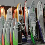 Surf zoneで存在感を放ったマニューバーラインのブース