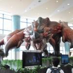 全長20mの巨大モンスター火竜リオレウスは圧巻のスケール