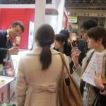 昨年の美食女子グランプリ商品も注目を集めていた