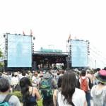 フェスティバルのメインステージ「GOOD WAVE」では、豪華アーティストがライブを披露