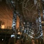 奥 秀太郎さんの映像演出によるPARTⅣのHOLY NIGHT~「聖夜の映像万華鏡」