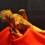 猿の上半身と生鮭を組み合わせてつくった人魚のミイラは、ヨーロッパにも輸出され話題をさらった