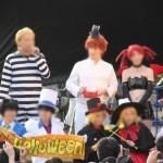 「中野文化祭」で盛り上がりを見せた「MAGフェスタ」には、マンガ、アニメ、ゲームファンやコスプレイヤーが集合