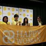 国際女性デーを楽しむ「HAPPY WOMAN」が開幕