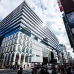 銀座松坂屋跡地に銀座エリア最大級の大規模複合施設「GINZA SIX」が誕生