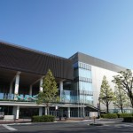 新たな文化の発信拠点として期待される、ホールなどの文化施設