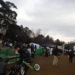 都立井の頭恩賜公園の西園でイベントを開催