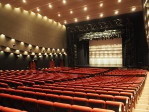 有楽町マリオン内の旧・映画館が劇場として新装オープン