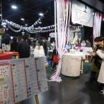 こちらは渋谷ヒカリエ8Fの入り口にあるCOURT会場