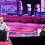 カンファレンス「5Gの今と、未来の創造」はロバート・スワン氏(インテル コープレーションCEO)と三木谷社長が対談