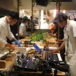 「EATBEAT!」は料理開拓人の堀田裕介さんと音楽家のヘンリーワークさんのユニット