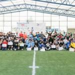 首都圏の三井ビルに勤務するメンバーで構成された12チームが決戦大会に参加